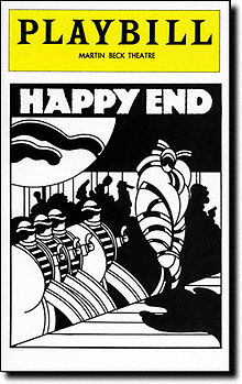 Happy End to Brecht Play