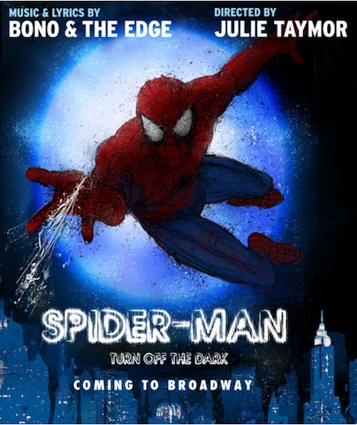 Spider-Man Slammed! The New York Times Review.