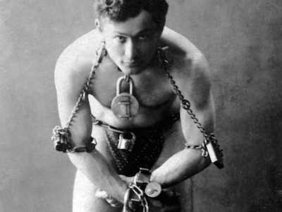 Houdini The Musical Just An Illusion?