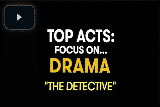 Top Acts 2016: Focus on Drama