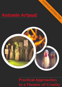 DVD Cover Antonin Artaud Practical Approaches to a Theatre of Cruelty