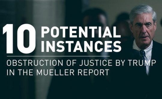 The Investigation: A Dramatic Reading of The Mueller Report